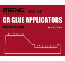 MENG MTS-034 - CA Glue Applicators Set