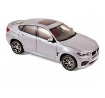 NOREV 183200 - BMW X6 M 2016 - Silver