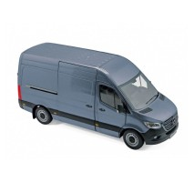 NOREV 183423 - Mercedes-Benz Sprinter 2018 - Bluegrey