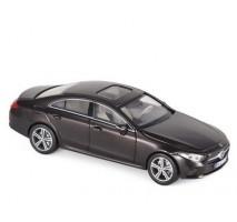 NOREV 351305 - Mercedes-Benz CLS-Klasse 2018 - Ruby Red metallic