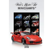 Minichamps - PMA CATALOGUE - 2018 - EDITION 1