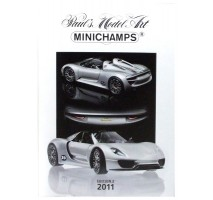 Minichamps - PMA CATALOGUE - 2011 - EDITION 2