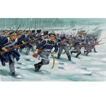 Italeri 6067 - 1:72 WATERLOO 200 - NAPOL. WARS: PRUSSIAN INFANTRY