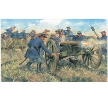 Italeri 6038 - 1:72 AMERICAN CIVIL WAR: UNION ARTILLERY - 21 figures