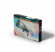 "MisterCraft B-07 - 1:72 P-11C""September'39"""