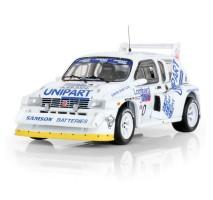 IXO - 1:43 MG METRO 6R4 #20 H.Toivonen-N.Wilson RAC Rally 1986