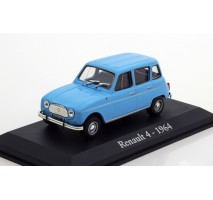 Altaya ALT0006 1:43 - Renault 4 - 1964