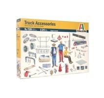Italeri 0720 - 1:24 TRUCK ACCESSORIES I