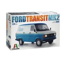Italeri 3687 - 1:24 FORD TRANSIT Mk2