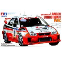 TAMIYA 24203 - 1:24 Lancer Evo.V WRC