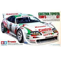 TAMIYA 24163 - 1:24 Castrol Toyota Tom's Supra GT