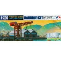 TAMIYA 31510 - 1:700 Waterline Series Harbour Set