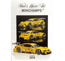 Minichamps - PMA CATALOGUE - 2014 - EDITION 2
