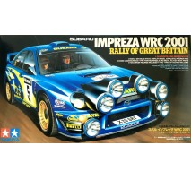 TAMIYA 24250 - 1:24 Subaru Impreza WRC 2001 - Rally of Great Britain