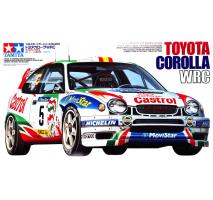 TAMIYA 24209 - 1:24 Toyota Corolla WRC