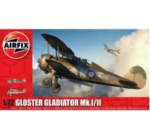 Airfix 02052A - 1:72 Gloster Gladiator Mk.I/Mk.II