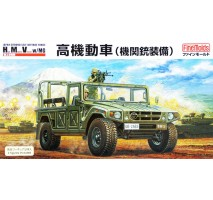 FINE MOLDS FM41 - 1:35 JGSDF High Mobility Vhicle with  MG & 2 Figures