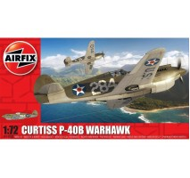 Airfix 01003B - 1:72 Curtiss P-40B Warhawk