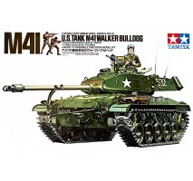 TAMIYA 35055 - 1:35 U.S. M41 Walker Bulldog Kit