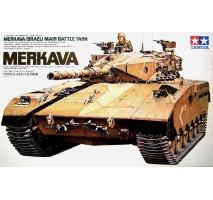 TAMIYA 35127 - 1:35 Israel Merkava MBT - 1 figure