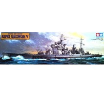 TAMIYA 78010 - 1:350 British Battleship King George V
