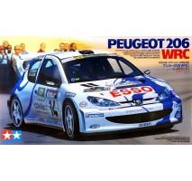 TAMIYA 24221 - 1:24 Peugeot 206 WRC
