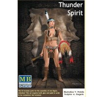 Masterbox 24019 - 1:24 Thunder Spirit - 1 figure