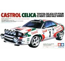 TAMIYA 24125 - 1:24 Celica GT-4 '93 Monte-Carlo Rally