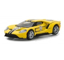 GreenLight 13200-E - Ford GT 1967 #2 Ford GT40 Mk.IV Tribute Solid Pack - Ford GT Racing Heritage Series 1