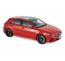 NOREV 183594 - 1:18 Mercedes-Benz A-Klasse 2018 - Red
