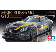 TAMIYA 24345 - 1:24 Mercedes-AMG GT3