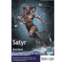 Masterbox 24024 - 1:24 Ancient Greek Myths Series. Satyr