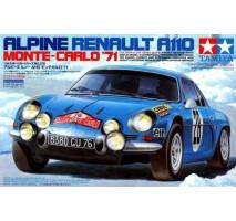 TAMIYA 24278 - 1:24 Renault Alpine A110 '71 - Monte Carlo