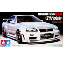 TAMIYA 24282 - 1:24 NISMO R34 GT-R Z-tune