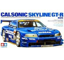 TAMIYA 24219 - 1:24 Calsonic GT-R (R34)