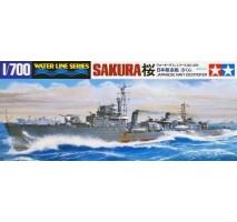TAMIYA 31429 - 1:700 Japanese Navy Destroyer Sakura