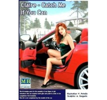 Masterbox 24021 - 1:24 Dangerous Curves, Claire - Catch Me If You Can