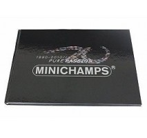 Minichamps - PHOTO BOOK '20 YEARS MINICHAMPS' - 144 PAGES