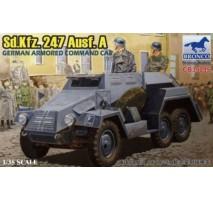 Bronco Models CB35095 - 1:35 Sd.Kfz.247 Ausf.A German Armored Command Car