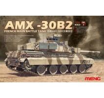 MENG TS-013 - 1:35 French Main Battle Tank AMX-30B1