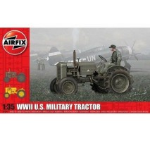 Airfix 1367 - 1:35 WWII U.S. Military Tractor