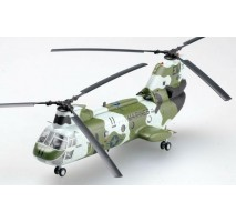 Easy Model 37003 - 1:72 USMC Marines Ch-46f Helicopter 156468 Hmm261 Too Cool