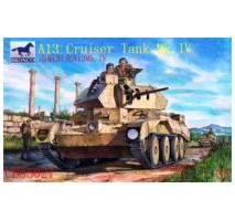 Bronco Models CB35027 - 1:35 A13 Mk.II Cruiser Tank Mk. IV