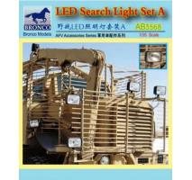 Bronco Models AB3568 - 1:35 LED Search Light Set A