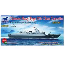 Bronco Models NB5043 - 1:350 Chinese Navy Type 056 Class Corvette (580/581) 'Datong/Yingk