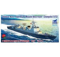 Bronco Models NB5040 - 1:350 Chinese Navy Type 052D Missile Destroyer 'Changsha'(173)
