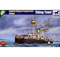 Bronco Models NB5019 - 1:350 Imperial Chinese Peiyang Fleet Cruiser 'Ching Yuen'