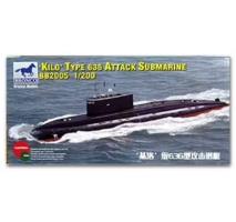 Bronco Models BB2005 - 1:200 Kilo Type 636 Attack Submarine