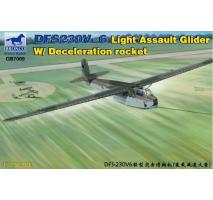 Bronco Models GB7009 - 1:72 DFS230V-6 Light Assault Glider W/ Deceleration rocket