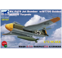 Bronco Models GB7007 - 1:72 Blohm & Voss BV P178 Jet Bomber w/BT700 Guided Missile Tor